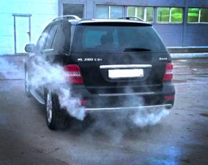 Белый дым на холостых Forsy.ru - Ремонт дизельных форсунок Common Rail